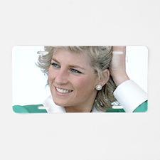 HRH Princess Diana Australi Aluminum License Plate