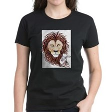 Peek-a-boo lamb with lion T-Shirt