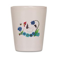 SPRING IS IN THE AIR Shot Glass