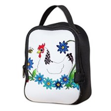SPRING IS IN THE AIR Neoprene Lunch Bag