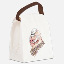 OINK Y'ALL Canvas Lunch Bag