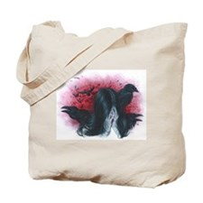 Thoughts, Fly Away Tote Bag