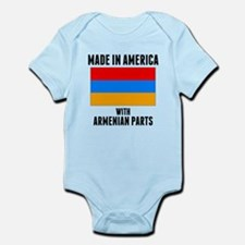 Made In America With Armenian Parts Body Suit