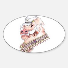 OINK Y'ALL Decal