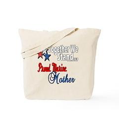 Marine Mommy Tote Bag
