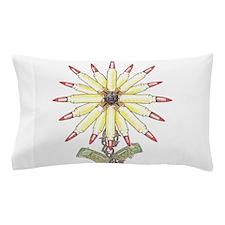 Freedom Flower Pillow Case