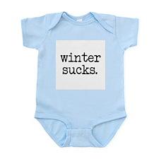 Winter Sucks Body Suit