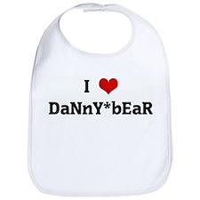 I Love DaNnY*bEaR Bib
