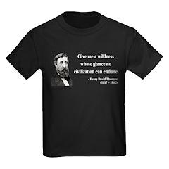 Henry David Thoreau 4 T