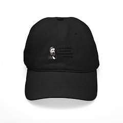 Henry David Thoreau 4 Baseball Hat