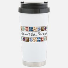 To Stash? Stainless Steel Travel Mug