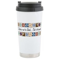 To Stash? Thermos Mug