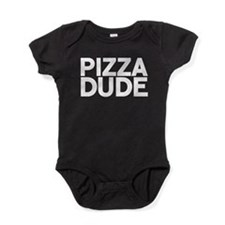 Pizza Dude Baby Bodysuit