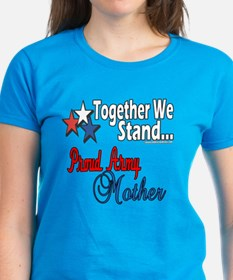 Proud Army Mommy Tee
