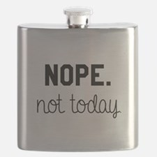 Not Today Mug Flask