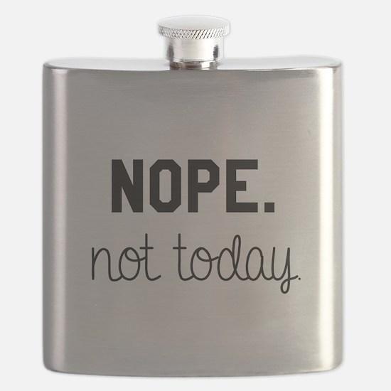 Not Today Mug Flask
