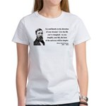 Henry David Thoreau 5 Women's T-Shirt