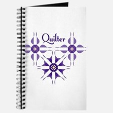 Quilted Violet Journal