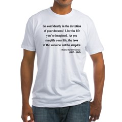 Henry David Thoreau 5 Shirt