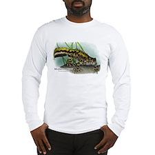 Marbled Newt Long Sleeve T-Shirt