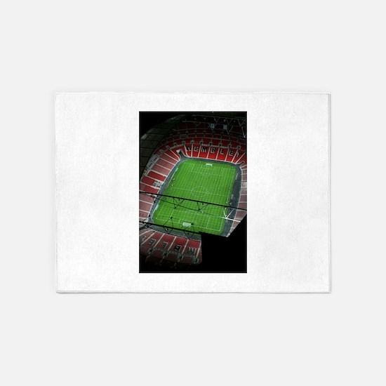 Wembley Stadium 5'x7'Area Rug