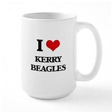 I love Kerry Beagles Mugs