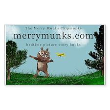 The Merry Munks Chipmunks, Dou Decal