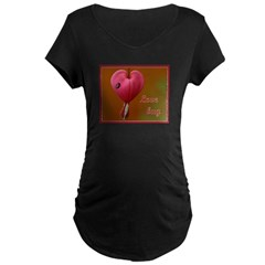 Love Bug Maternity Dark T-Shirt