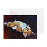 Corgi cards Stationery