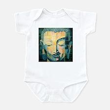 Tiled Buddha Infant Bodysuit