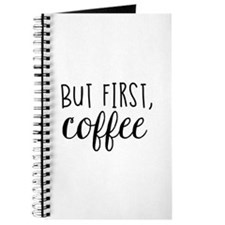 Coffee First Journal