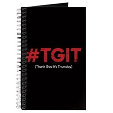 #TGIT Distressed Journal