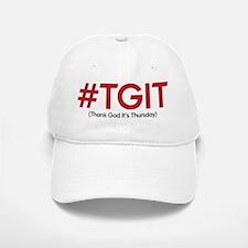 #TGIT Baseball Baseball Cap