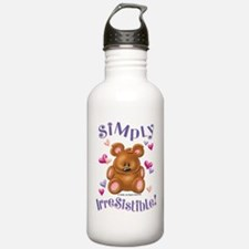 Simply Irresistible! Water Bottle