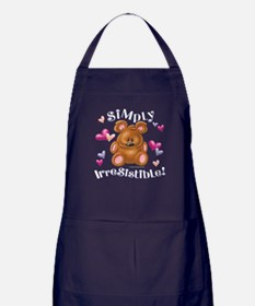 Simply Irresistible! Apron (dark)