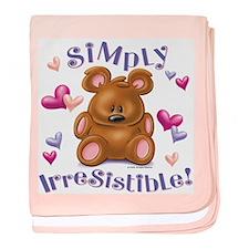 Simply Irresistible! baby blanket