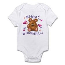 Simply Irresistible! Infant Bodysuit