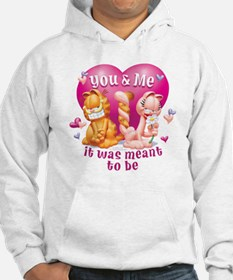 You and Me Hoodie
