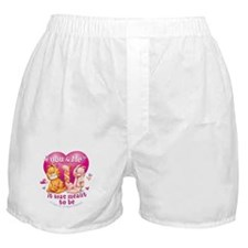 You and Me Boxer Shorts