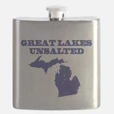 Great Lakes Unsalted Flask