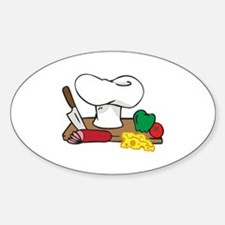 CHEFS TABLE Decal