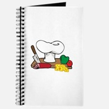 CHEFS TABLE Journal