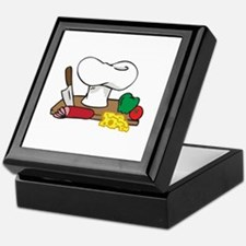 CHEFS TABLE Keepsake Box