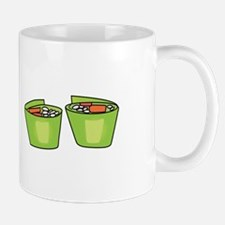 SUSHI ROLLS Mugs