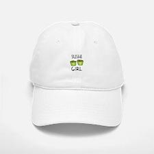 SUSHI GIRL Baseball Baseball Baseball Cap