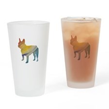 French bulldog Drinking Glass