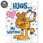 Hugs...No Waiting! Puzzle