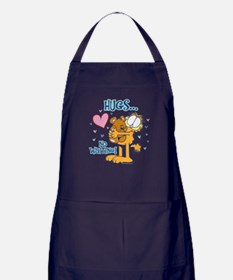 Hugs...No Waiting! Apron (dark)