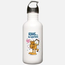 Hugs...No Waiting! Water Bottle