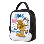 Hugs...No Waiting! Neoprene Lunch Bag